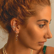 Load image into Gallery viewer, Beach Earrings with Stunning Sea Elements earrings De Lux Jewellery