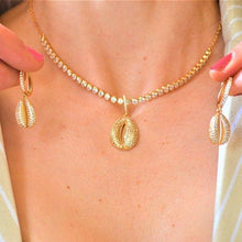 Load image into Gallery viewer, SG-013 jewelry set De Lux Jewellery