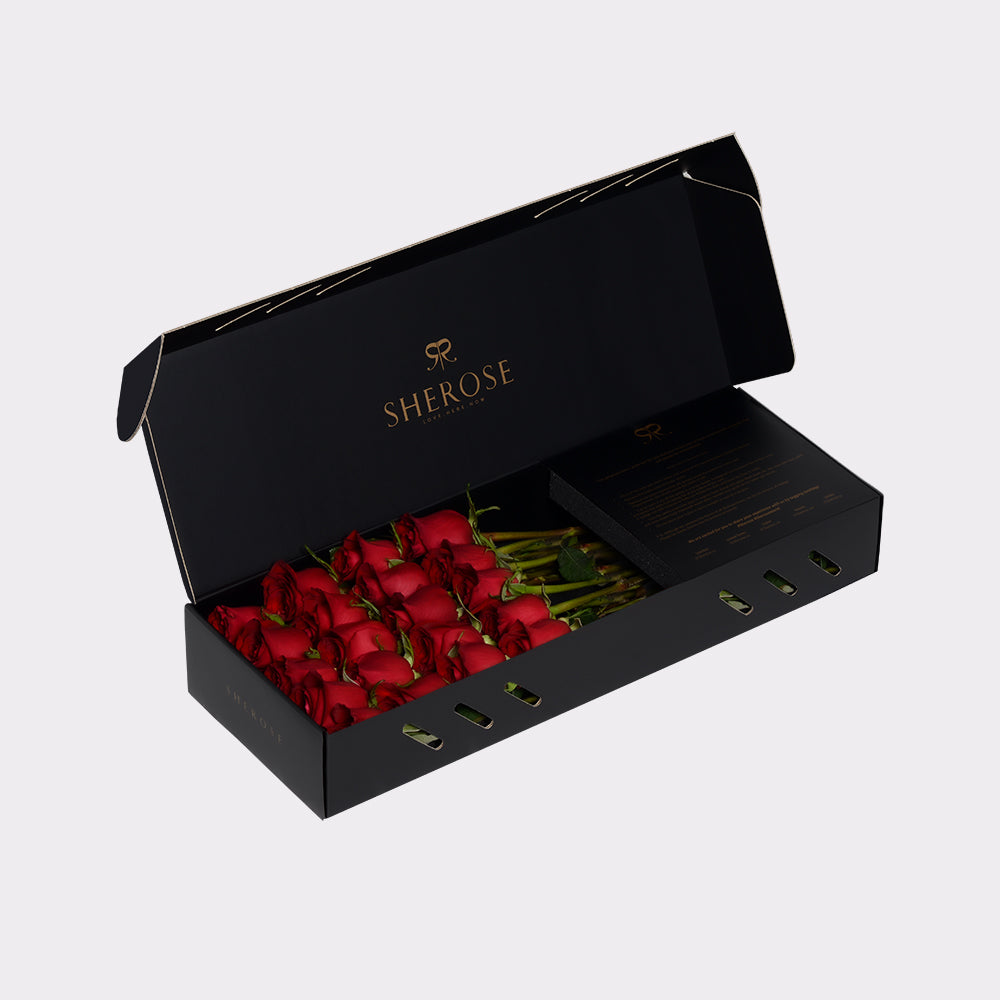Sherose Small Rosebox