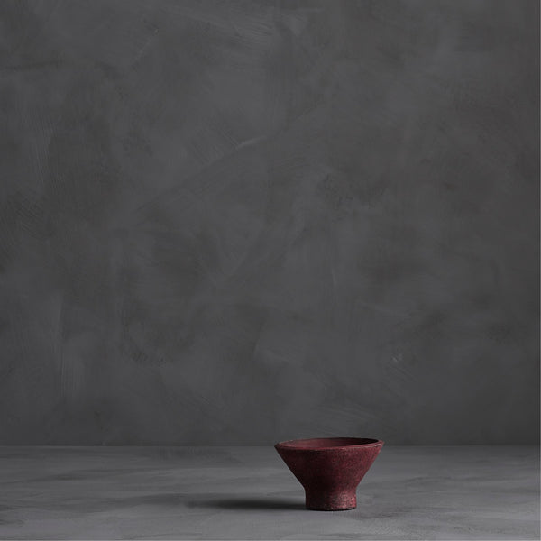 Japan Bowl, Small - Burgundy