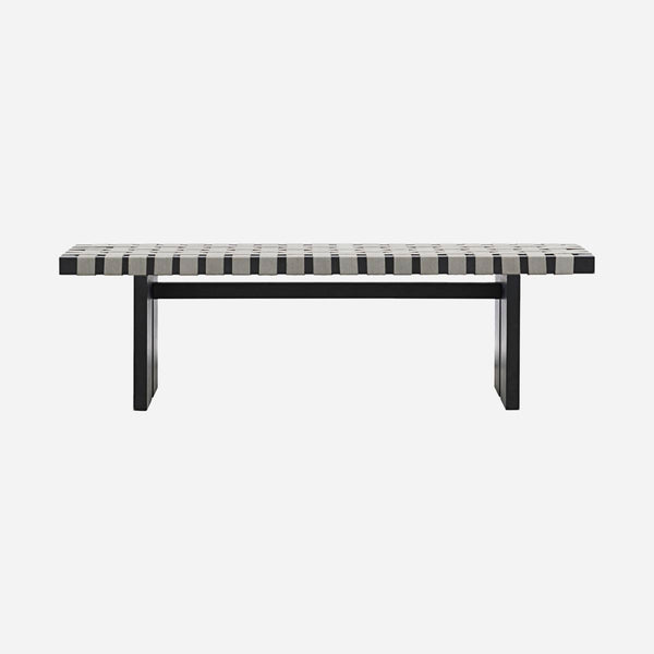 Kota bench - black
