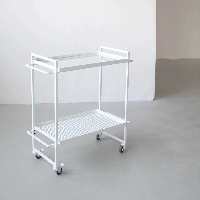 BAUHAUS TROLLEY | WHITE