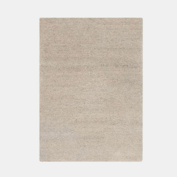 Light grey rug