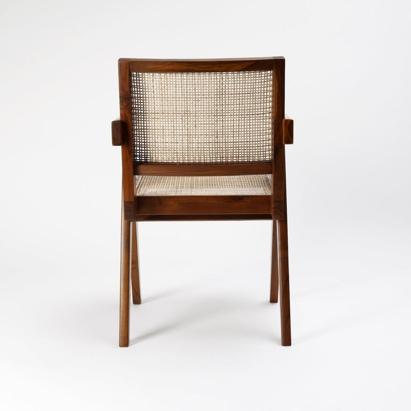 Office King Chair - Natural teak