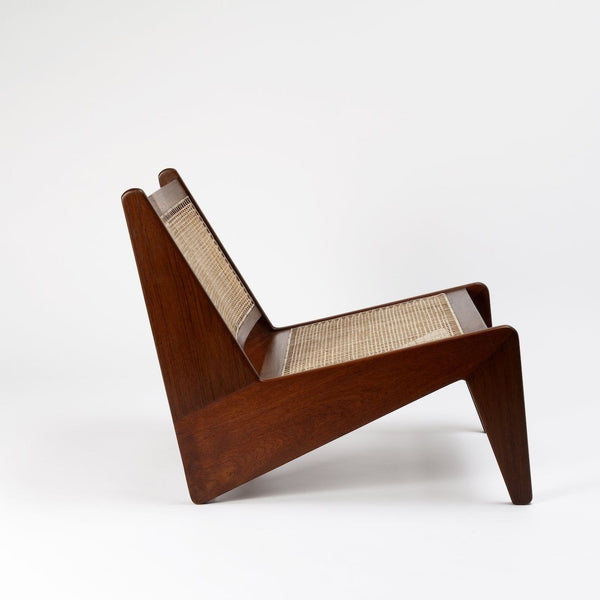 Kangaroo Chair - Natural teak