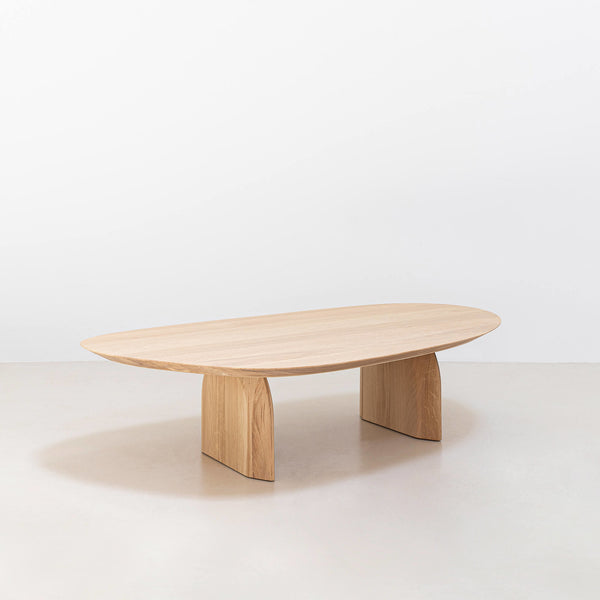 Slot coffee table