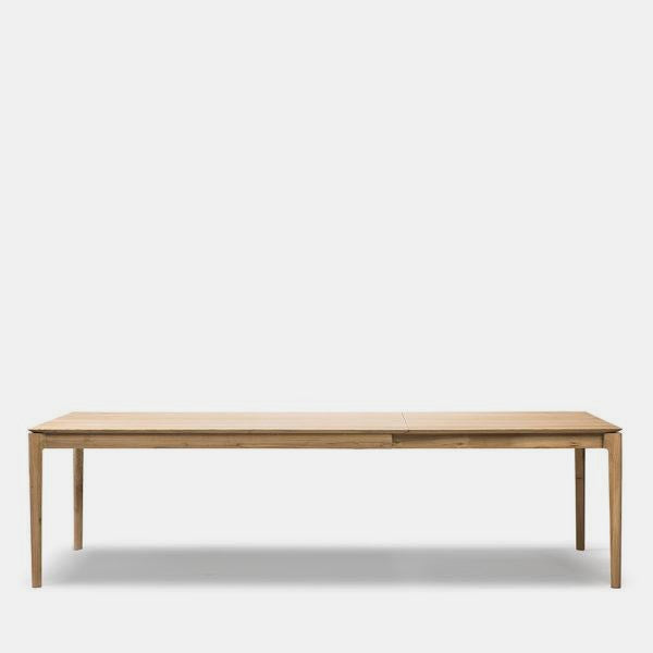 BOK - OAK - EXTENDABLE DINING TABLE