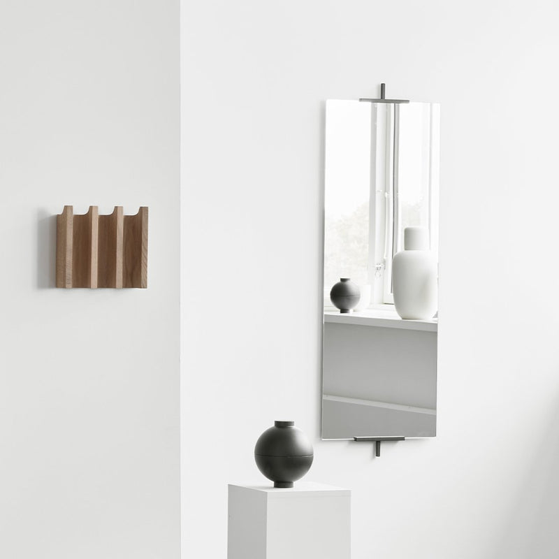 Column coat rack