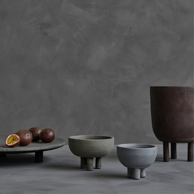 Duck Bowl, Big - Dark Grey