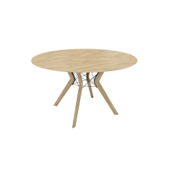 ECLIPSE TABLE - ROUND