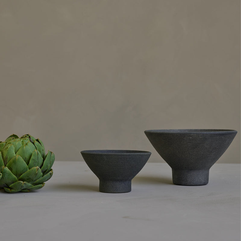 Japan Bowl, Midi - Dark Grey