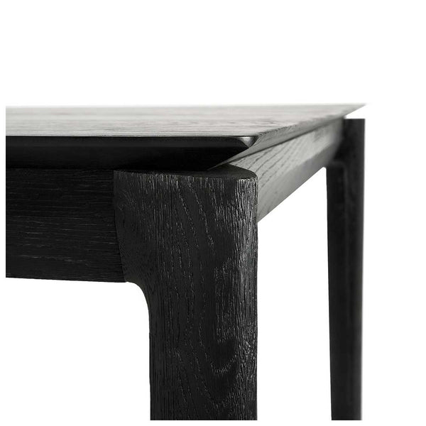 BLACK OAK - BOK DINING TABLE