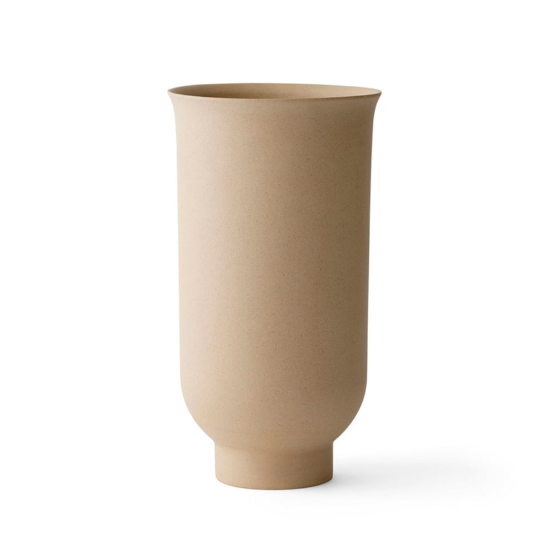 Cyclades Vase, L, Sand