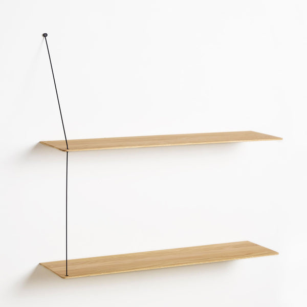 STEDGE SHELF LARGE - OAK