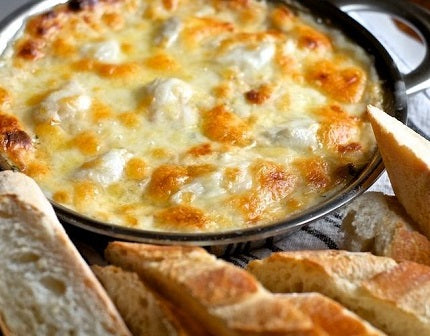 Hot Crab Dip