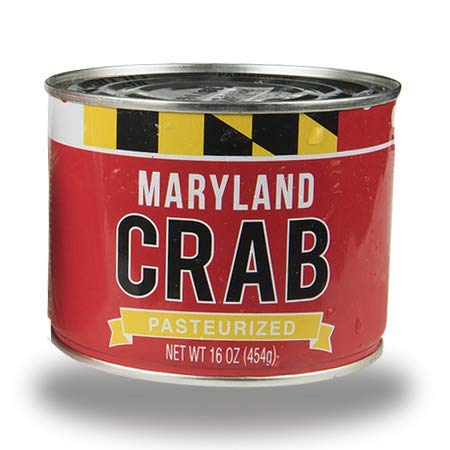 Pasteurized Lump Crab Meat