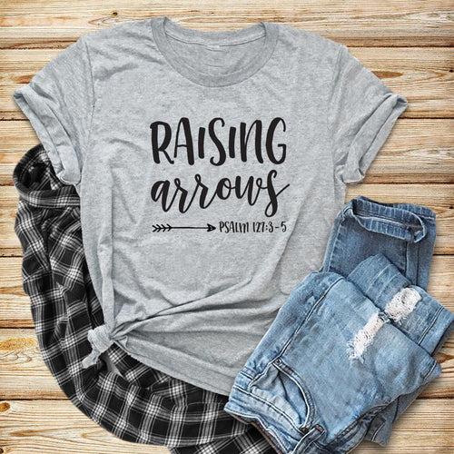 Raising Arrows | Mom Life | Faith | Christian - The Mommy Shoppe