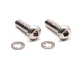 Stainless Steel Rear Locking Nut Mounting Screws - AP Intl