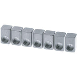 Titanium String Lock Insert Blocks - 7-String - AP Intl