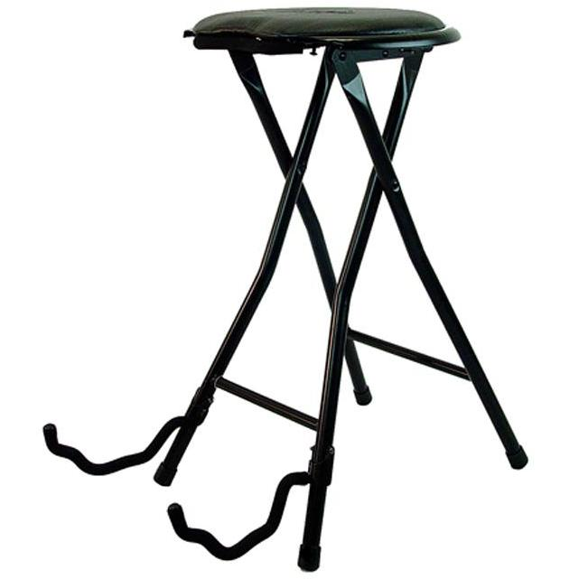 PRG Player's Guitar Stool and Stand - AP Intl