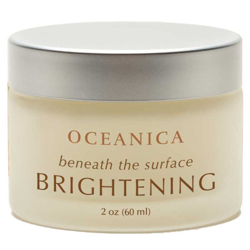 beneath the surface BRIGHTENING cream