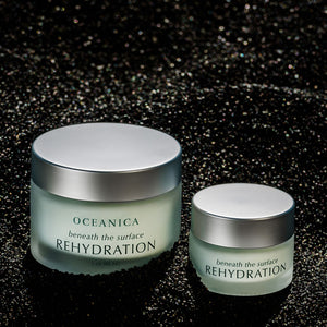 beneath the surface REHYDRATION cream