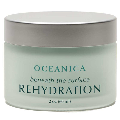 beneath the surface REHYDRATION treatment cream