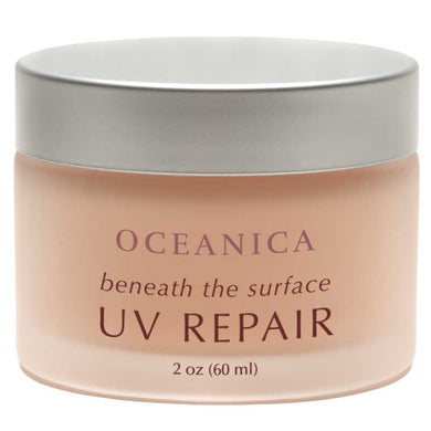 beneath the surface UV REPAIR cream