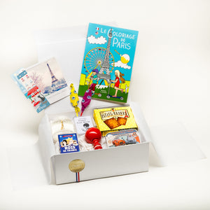 CHILDREN GIFT BOX MADE IN FRANCE