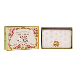 soap extra rose du roy -  savon à la rose - Oriza l.legrand