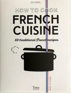 """how to cook french cuisine"" book"