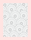 Coloring Page 28 Relaxing Design M - Self Care Pursuit
