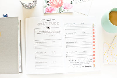 Good Days Start With Gratitude: A 52 Week Guide To Cultivate An Attitude Of Gratitude: Gratitude Journal by Pretty Simple Press - Self Care Pursuit