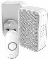 DOOR CHIME KIT 150M WHITE PLUG-IN BPSCA DC311NBS - IT45304 By HONEYWELL HOME ELECTRONICS