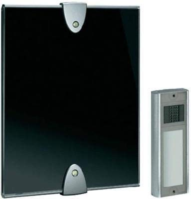 Grothe Mistral 600 Series - 500m Portable or Wall Mounted Wirefree Doorchime Kit
