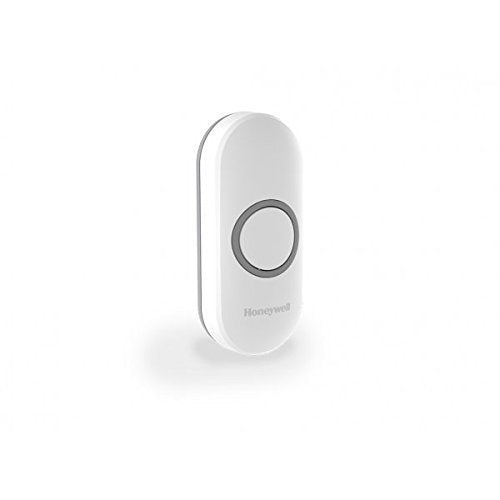 Honeywell Wireless Portrait White Doorbell Push DCP311