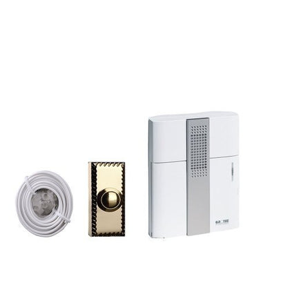 Grothe Hard Wired Premium Doorchime Kit - 50WP