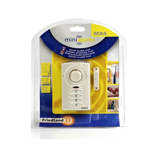 Friedland Entry Alarm Plus Ma4S2
