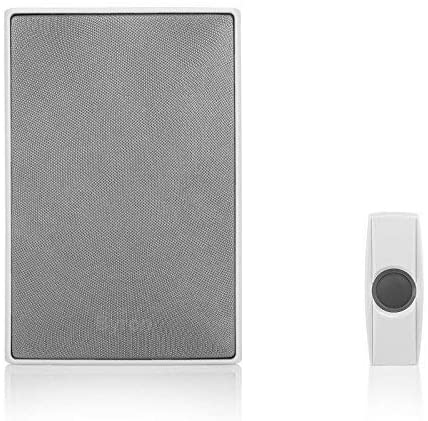 smartwares Byron Wirefree Plug-in Doorchime/Door Bell Kit BY611 Range 200m