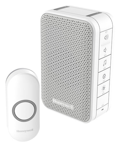Honeywell DC313N 150 m 3 Series LED Doorbell - White