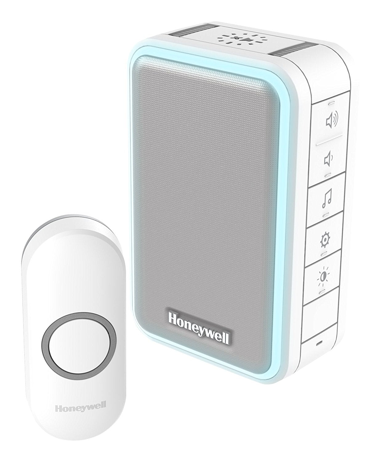 Honeywell DC315N 150 m 3 Series LED Doorbell - White
