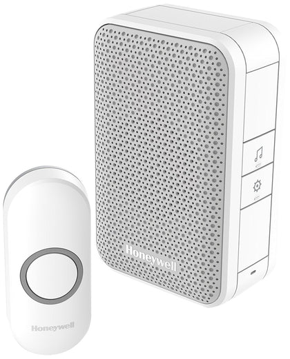 Honeywell DC311N 150 m 3 Series Doorbell - White