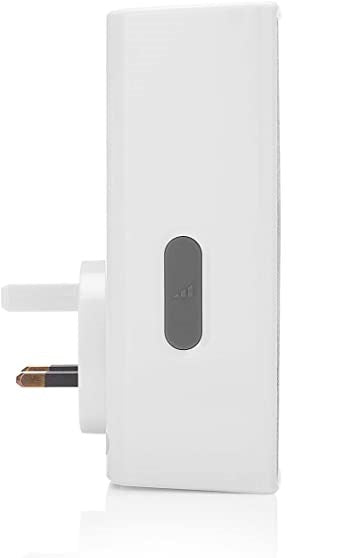 Byron Wirefree Plug-in additional Doorchime only - No push included BY611