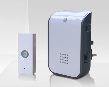 UNI-COM Wireless 150m Plug-In Doorbell kit - 63728