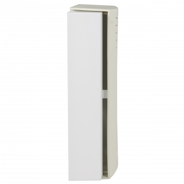 Wired Wall Mounted Mechanical Doorbell with internal transformer, White - GNW208