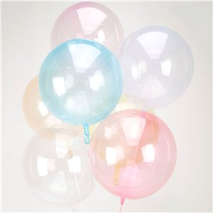 Clearz Balloons - Brown Sugar Party Boutique