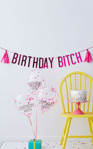 Birthday B*tch Set