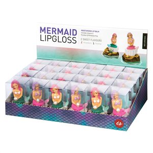 Mermaid Lip Gloss - Brown Sugar Party Boutique