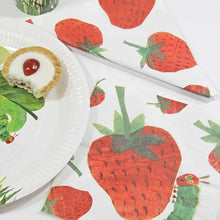 Load image into Gallery viewer, The Very Hungry Caterpillar Napkins