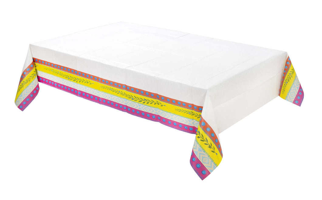 Fiesta Table Cover - Brown Sugar Party Boutique